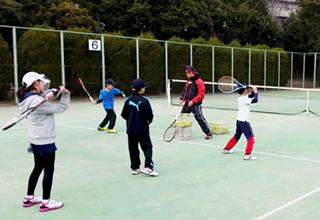大枝公園テニススクール
