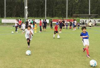 大枝公園サッカースクール